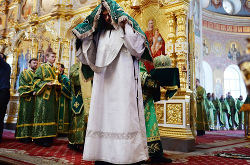 Great Entrance Procession (Valaam)