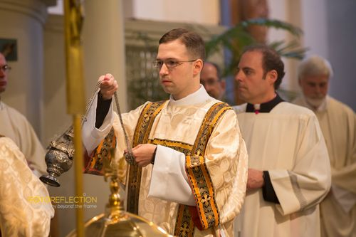 Deacon Joseph Koczera ordination